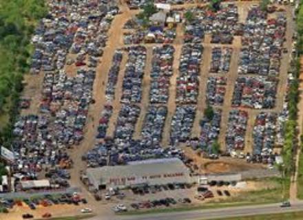 Dallas Texas Used Car Parts